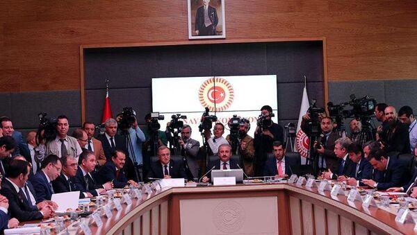 Anayasa Komisyonu - Sputnik Türkiye
