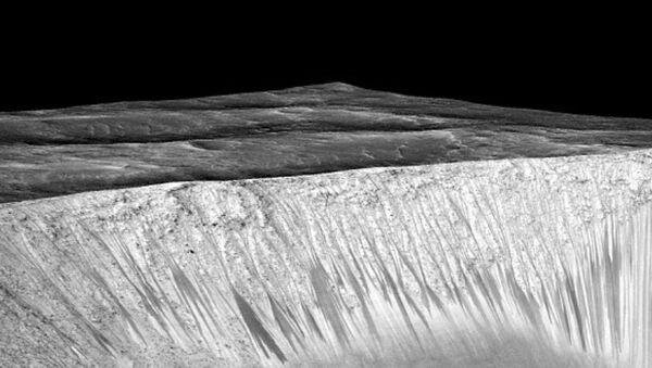 Mars yüzeyi - Sputnik Türkiye