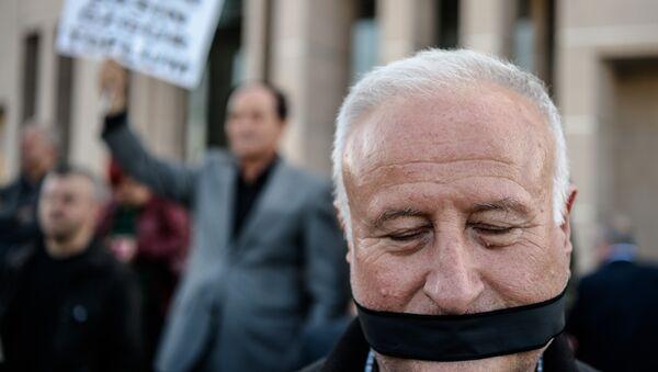 Türkiye'de basın özgürlüğü - Sputnik Türkiye