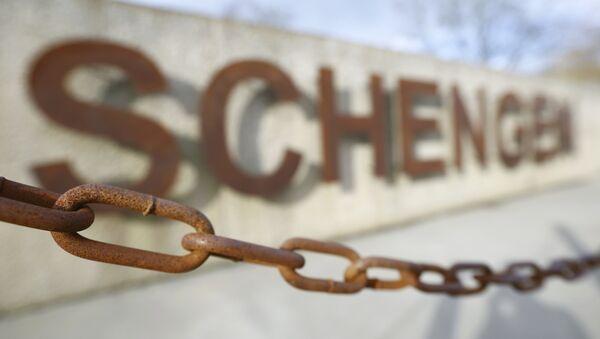Schengen  - Sputnik Türkiye