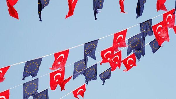 AB - Türkiye - Sputnik Türkiye