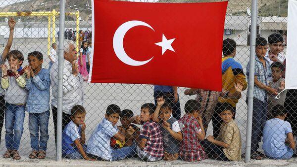 Sığınmacı - Sputnik Türkiye