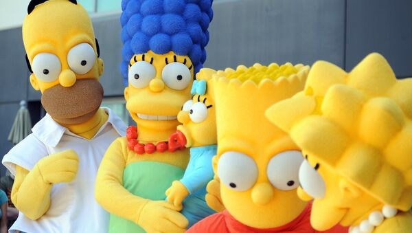 The Simpsons - Sputnik Türkiye