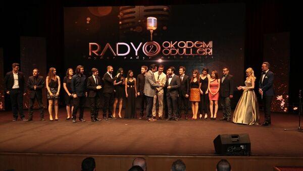 OYDAR Radyo ödülleri - Sputnik Türkiye