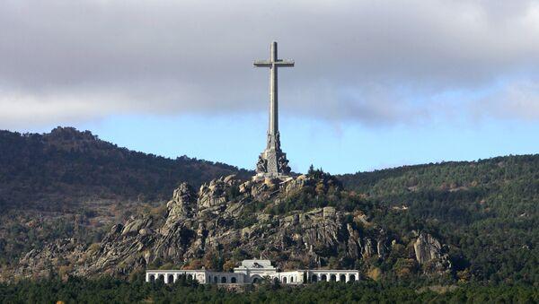Valle de los Caidos (Şehitler Vadisi) - Francisco Franco - Sputnik Türkiye