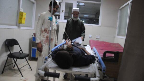 Afganistan'ın Nangarhar kentinde bombalı araçla intihar saldırısı düzenlendi. - Sputnik Türkiye