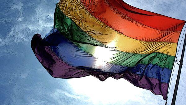 LGBTİ bayrağı - Sputnik Türkiye