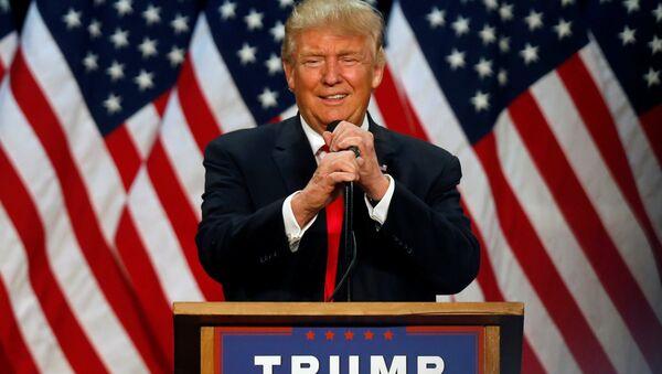 ABD'de Cumhuriyetçi başkan aday adayı Donald Trump - Sputnik Türkiye