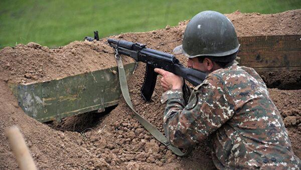 Ermenistan - Azerbaycan çatışma - Sputnik Türkiye