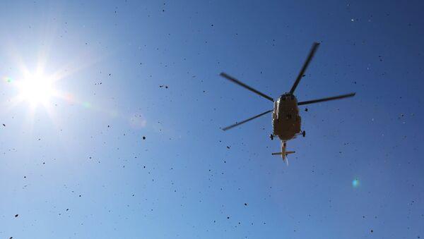 Helikopter - Sputnik Türkiye