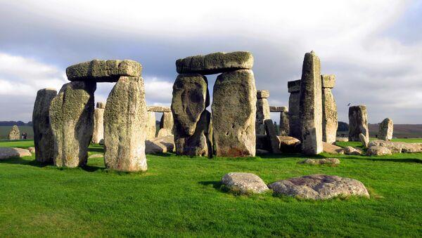 Stonehenge - Sputnik Türkiye