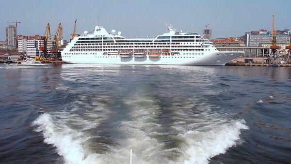 Kruz gemisi - Sputnik Türkiye