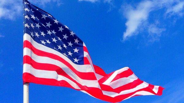 ABD - bayrak - Sputnik Türkiye