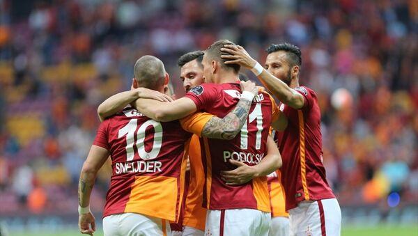 Galatasaray ile Kayserispor - Sputnik Türkiye