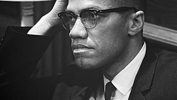 Malcolm X - Sputnik Türkiye