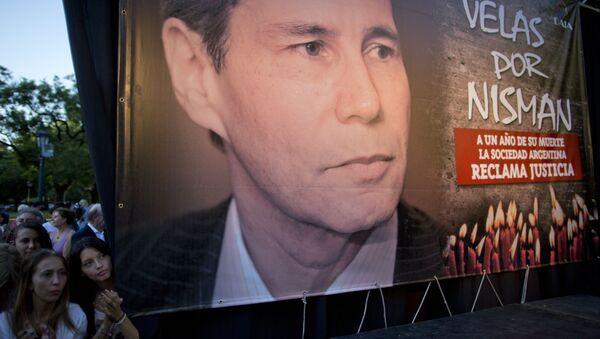 Arjantinli savcı Alberto Nisman - Sputnik Türkiye