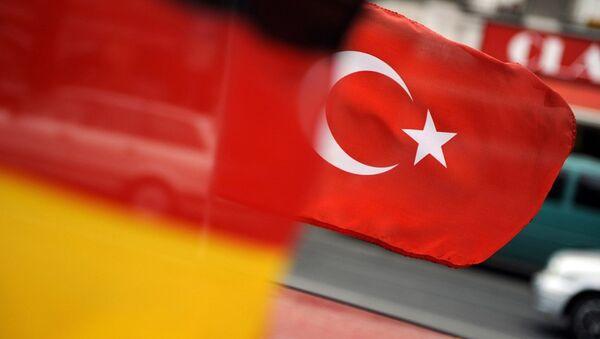 Almanya - Türkiye - Sputnik Türkiye