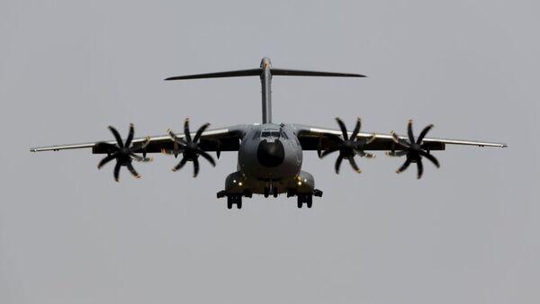 Airbus A400M askeri kargo uçağı - Sputnik Türkiye