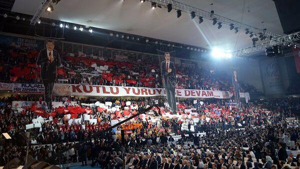 AK Parti 2. Olağanüstü Büyük Kongresi - Sputnik Türkiye