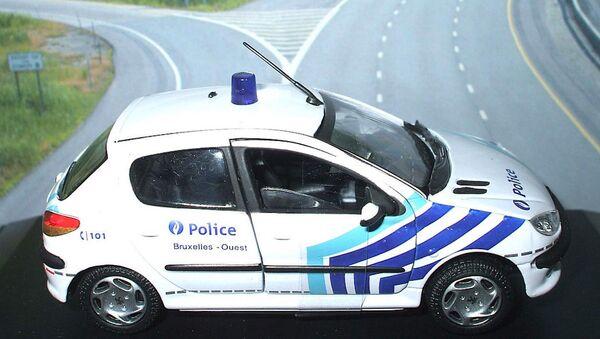 Belçika polisi. - Sputnik Türkiye