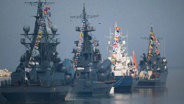 Rus Donanması - Sputnik Türkiye