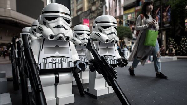 Star Wars Legoları. - Sputnik Türkiye