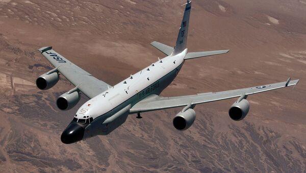 RC-135 casus uçağı. - Sputnik Türkiye
