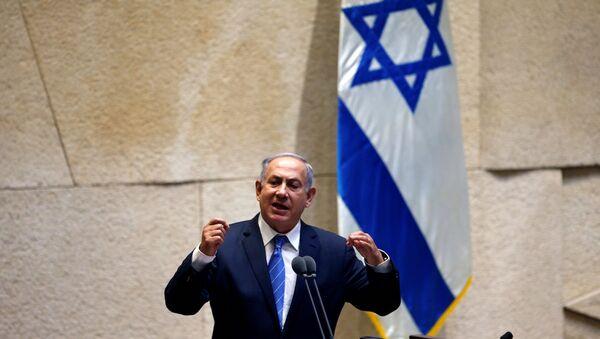 İsrail Başbakanı Benyamin Netanyahu. - Sputnik Türkiye
