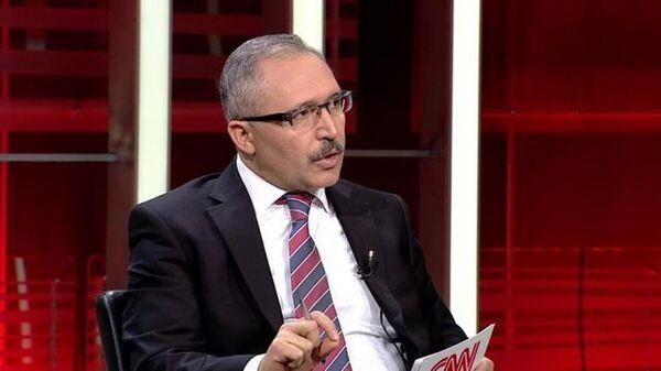 Abdülkadir Selvi - Sputnik Türkiye