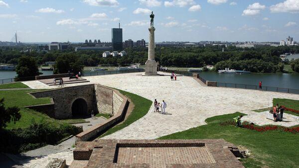 Sırbistan'ın başkenti Belgrad. - Sputnik Türkiye