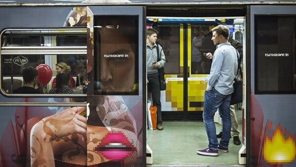 Moskova metrosu - Sputnik Türkiye