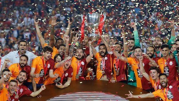 Ziraat Türkiye Kupası Galatasaray'ın - Sputnik Türkiye