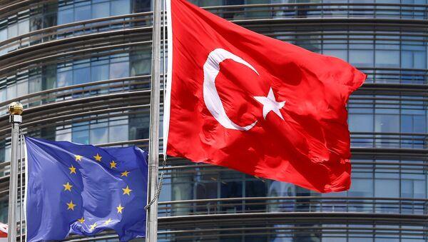 Avrupa Birliği ve Türkiye. - Sputnik Türkiye