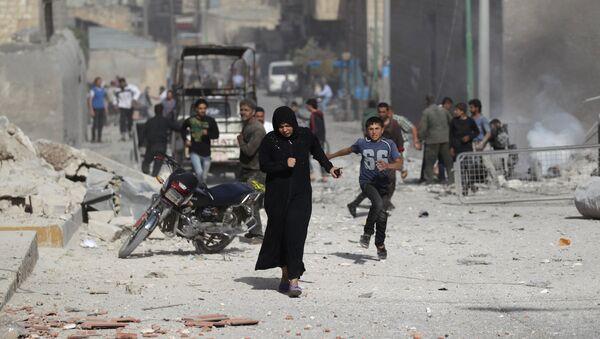 İdlib, Suriye. - Sputnik Türkiye