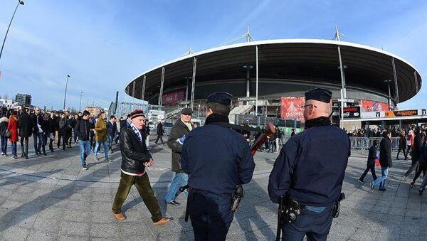 Stade de France - Sputnik Türkiye