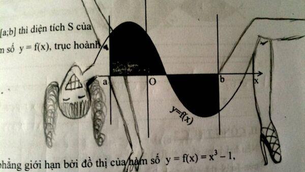 ABD'de bir matematik sınavı: Seks işçileri, uyuşturucu ve silahlar - Sputnik Türkiye