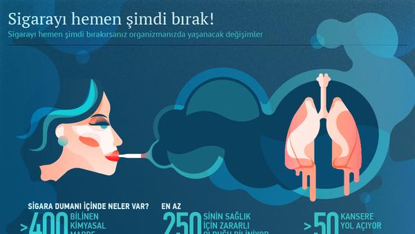 Sigarayı bırakmak mı istiyorsunuz? - Sputnik Türkiye