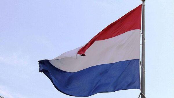 Hollanda bayrağı - Sputnik Türkiye