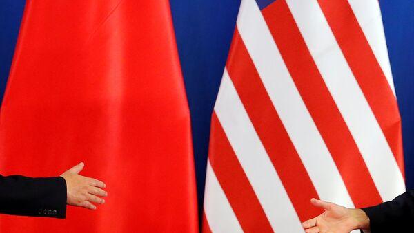 ABD - Çin - Sputnik Türkiye