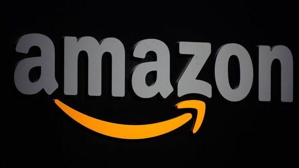 Online satış şirketi Amazon - Sputnik Türkiye