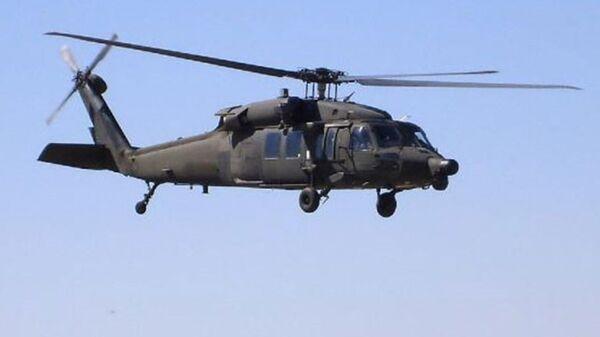 Toplam 3.5 milyar dolarlık Türk Genel Maksat Helikopter Projesi'nde imzalar atıldı. 10 yıl içinde Türk Havacılık ve Uzay Sanayii (TAI) tesislerinde 109 adet T-70 tipi helikopteri imal edilerek teslim edilecek. - Sputnik Türkiye
