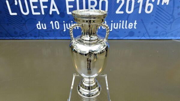 EURO 2016 kupası - Sputnik Türkiye
