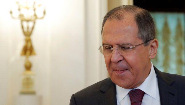 Rusya Dışişleri Bakanı Sergey Lavrov. - Sputnik Türkiye