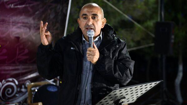 Kilis Belediye Başkanı Hasan Kara - Sputnik Türkiye