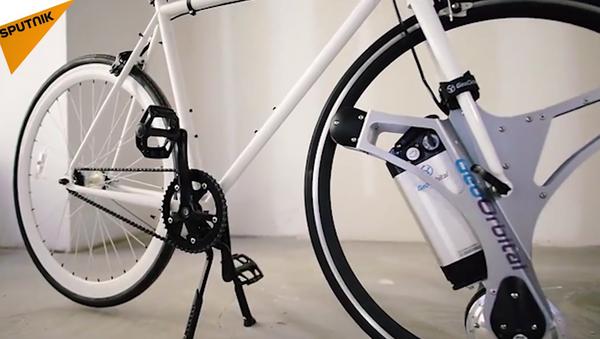 Bisikletinizi nasıl elektrikli hale getirirsiniz? - Sputnik Türkiye