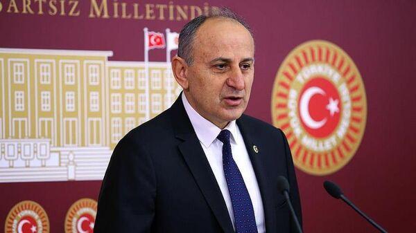 CHP İstanbul Milletvekili Dursun Çiçek - Sputnik Türkiye