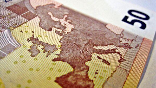 Fifty Euro note - Sputnik Türkiye