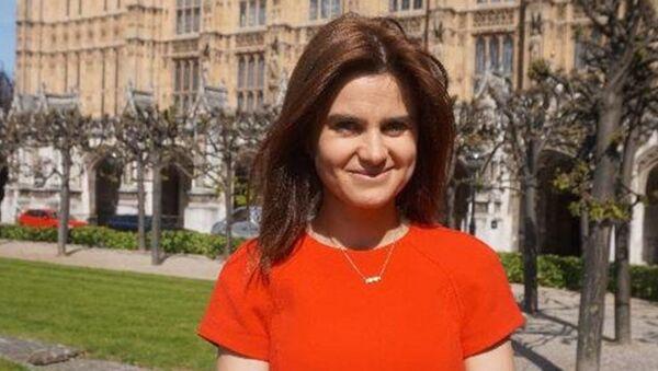İngiltere'de İşçi Partili milletvekili Jo Cox, silahlı saldırıda yaralandı. - Sputnik Türkiye
