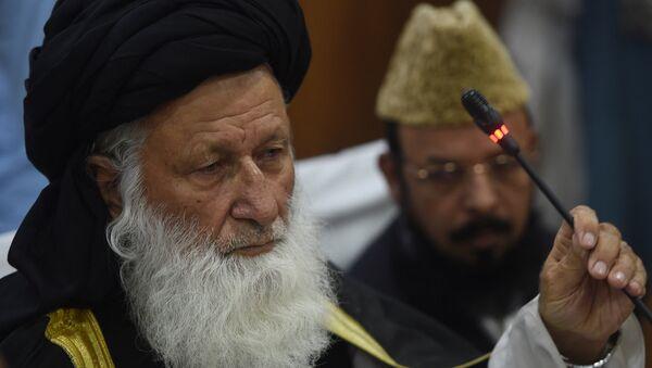 Pakistan İslam Konseyi Başkanı Muhammed Han Şerani - Sputnik Türkiye