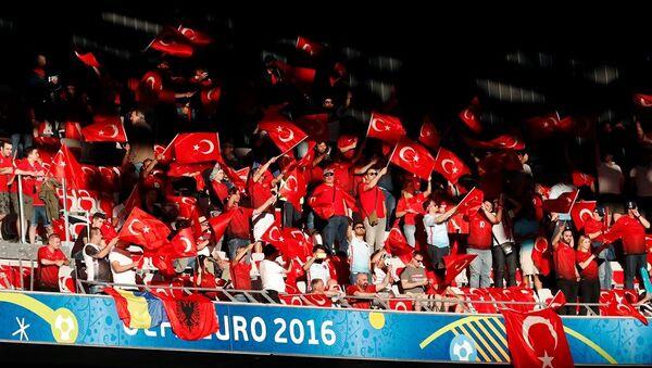 Türkiye EURO 2016 - Sputnik Türkiye